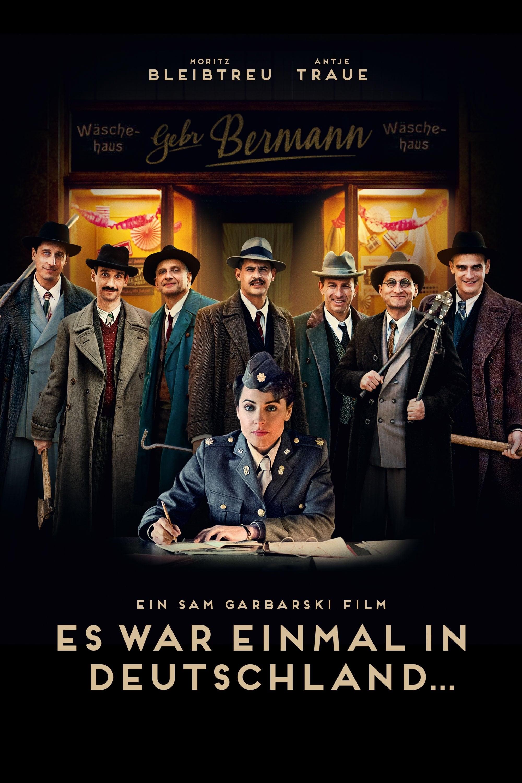 """Plakat von """"Es war einmal in Deutschland"""""""