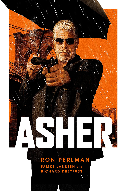 """Plakat von """"Asher"""""""