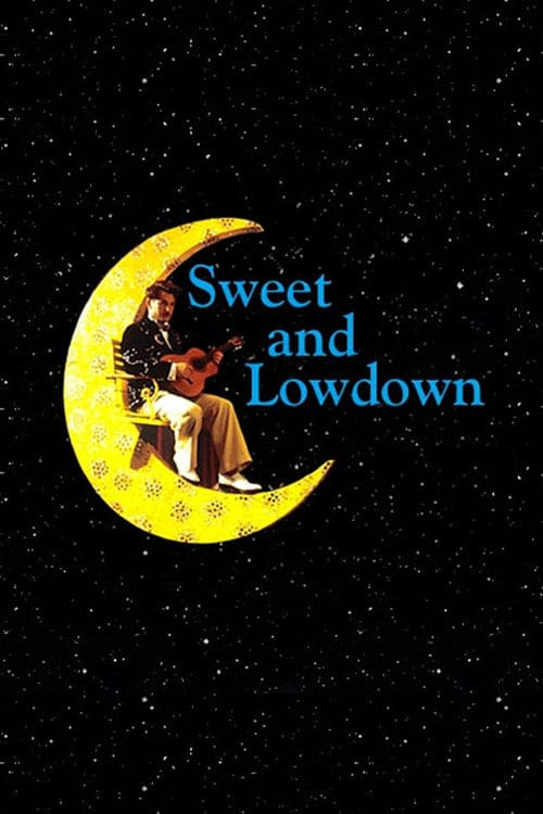 "Plakat von ""Sweet and Lowdown"""