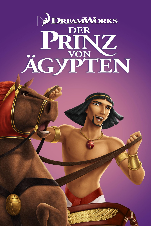"""Plakat von """"Der Prinz von Ägypten"""""""