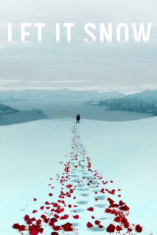 "Plakat von ""Let It Snow"""