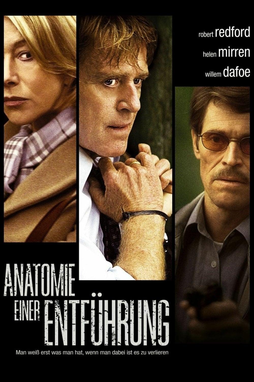 """Plakat von """"Anatomie einer Entführung"""""""