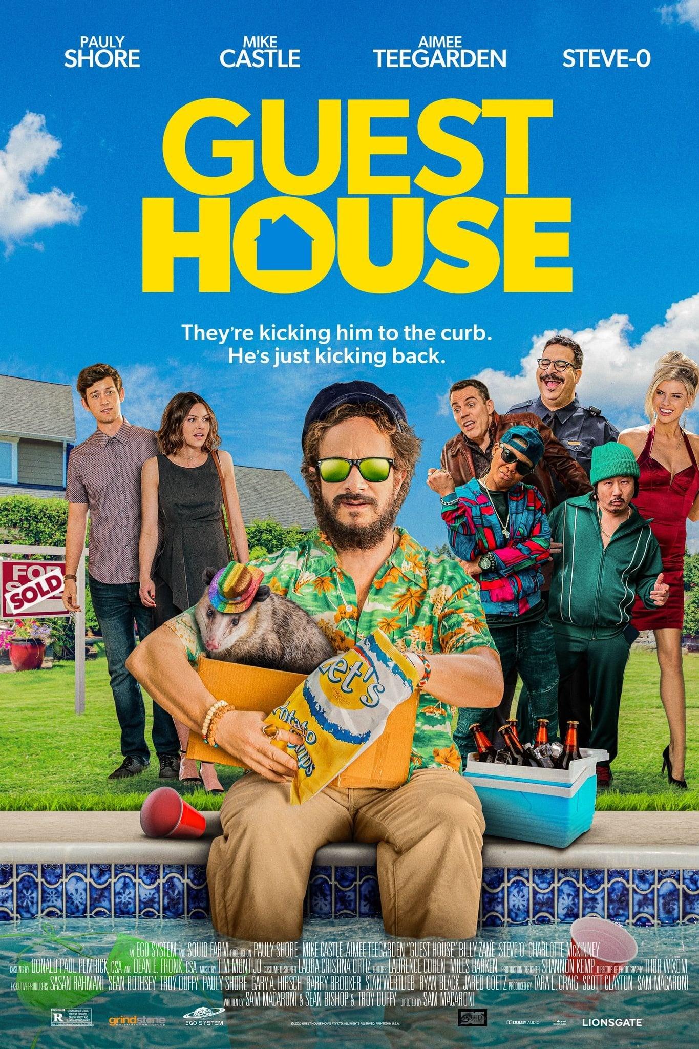 """Plakat von """"Guest House"""""""