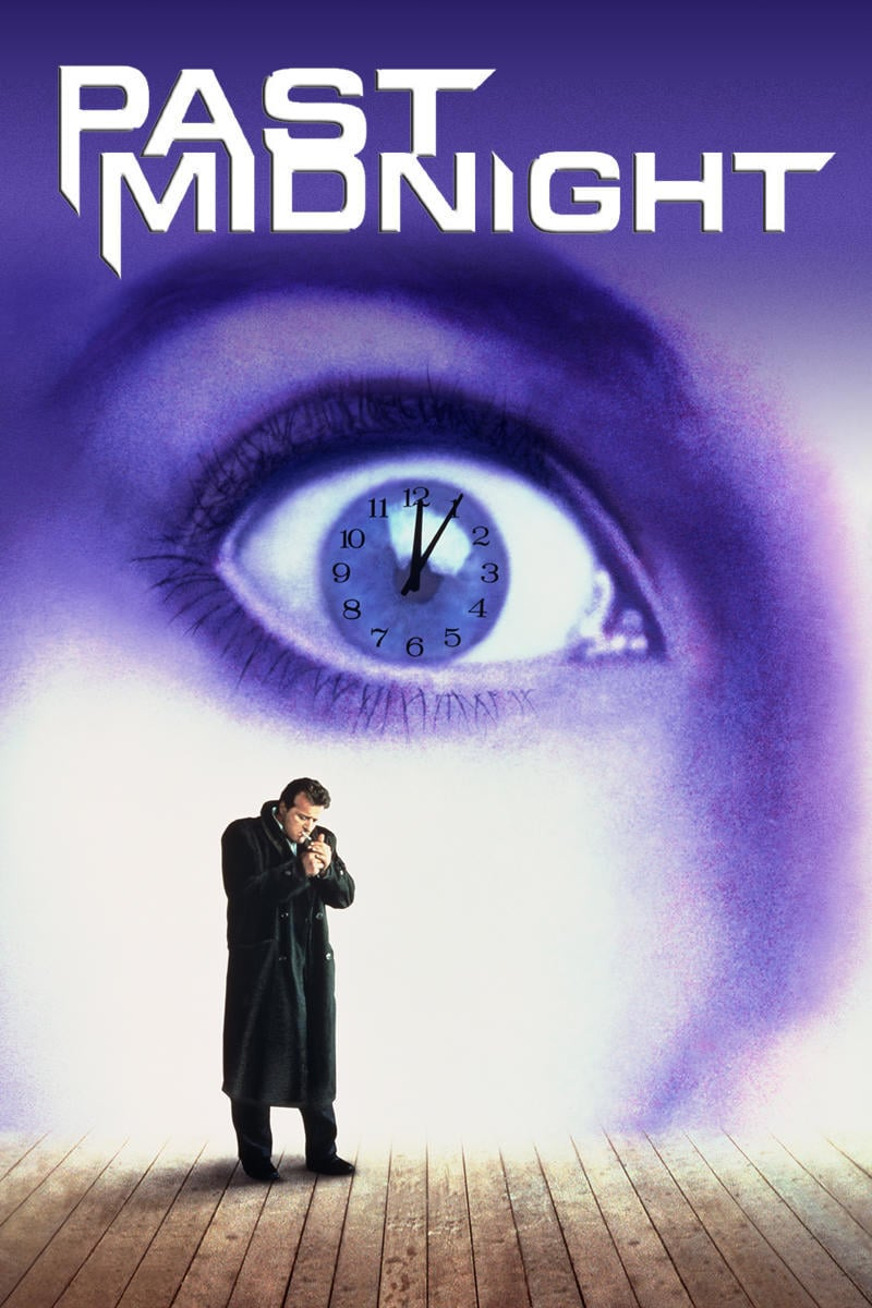 """Plakat von """"Past Midnight - Ohne jede Reue"""""""
