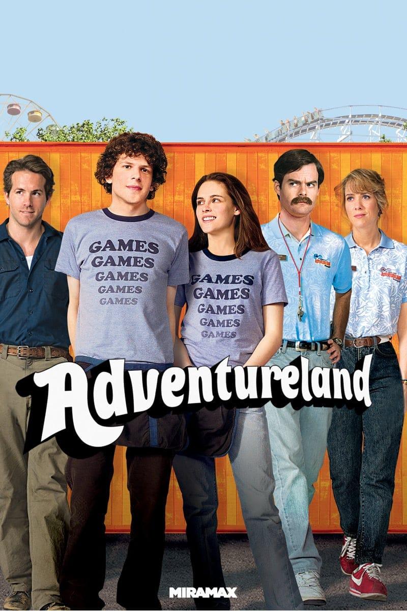 """Plakat von """"Adventureland"""""""