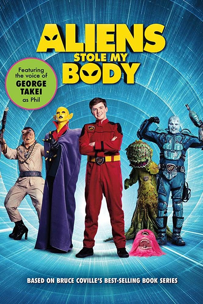 """Plakat von """"Aliens Stole My Body"""""""