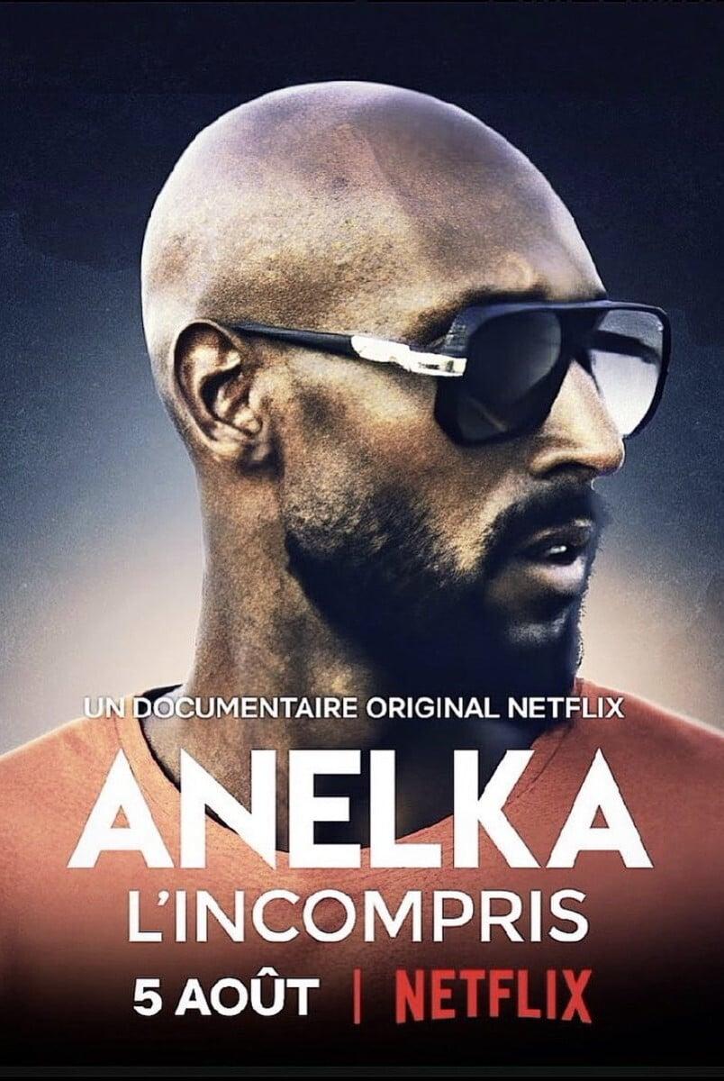 """Plakat von """"Anelka : L'Incompris"""""""