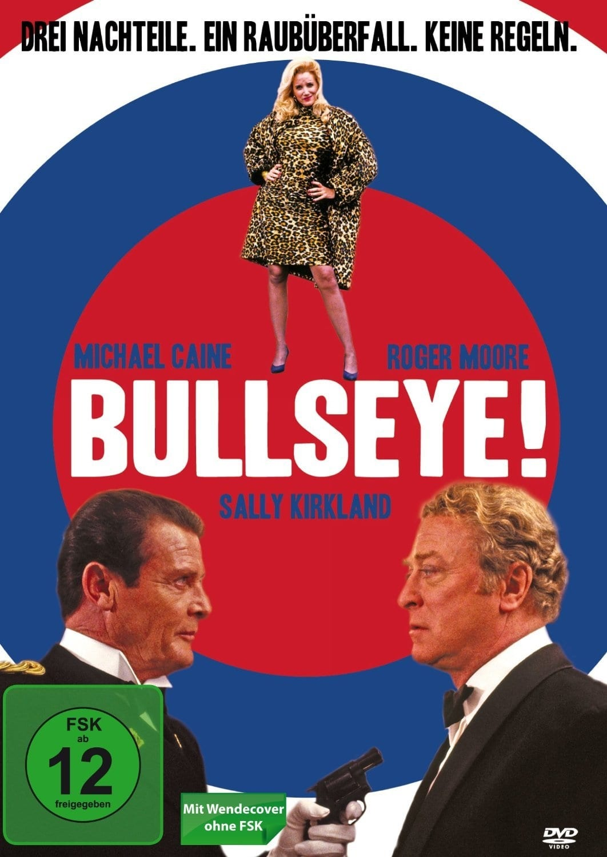 "Plakat von ""Bullseye - Der wahnwitzige Diamanten Coup"""