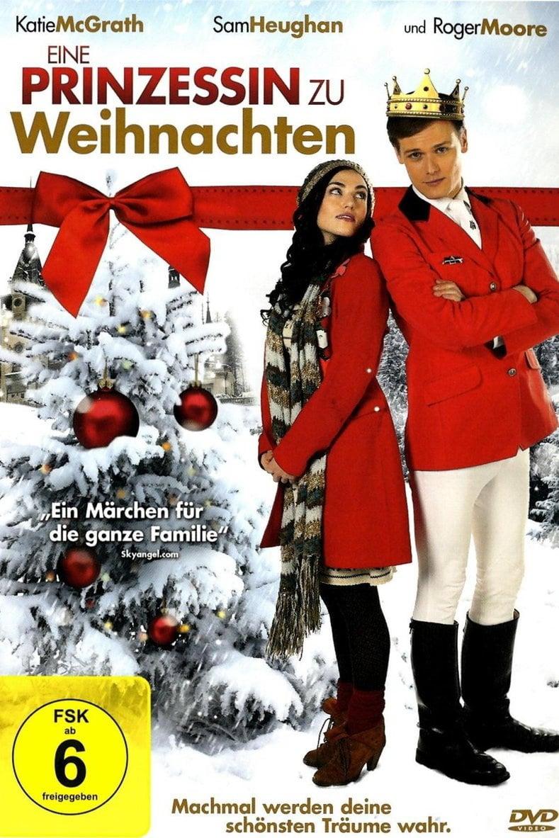 """Plakat von """"Eine Prinzessin zu Weihnachten"""""""