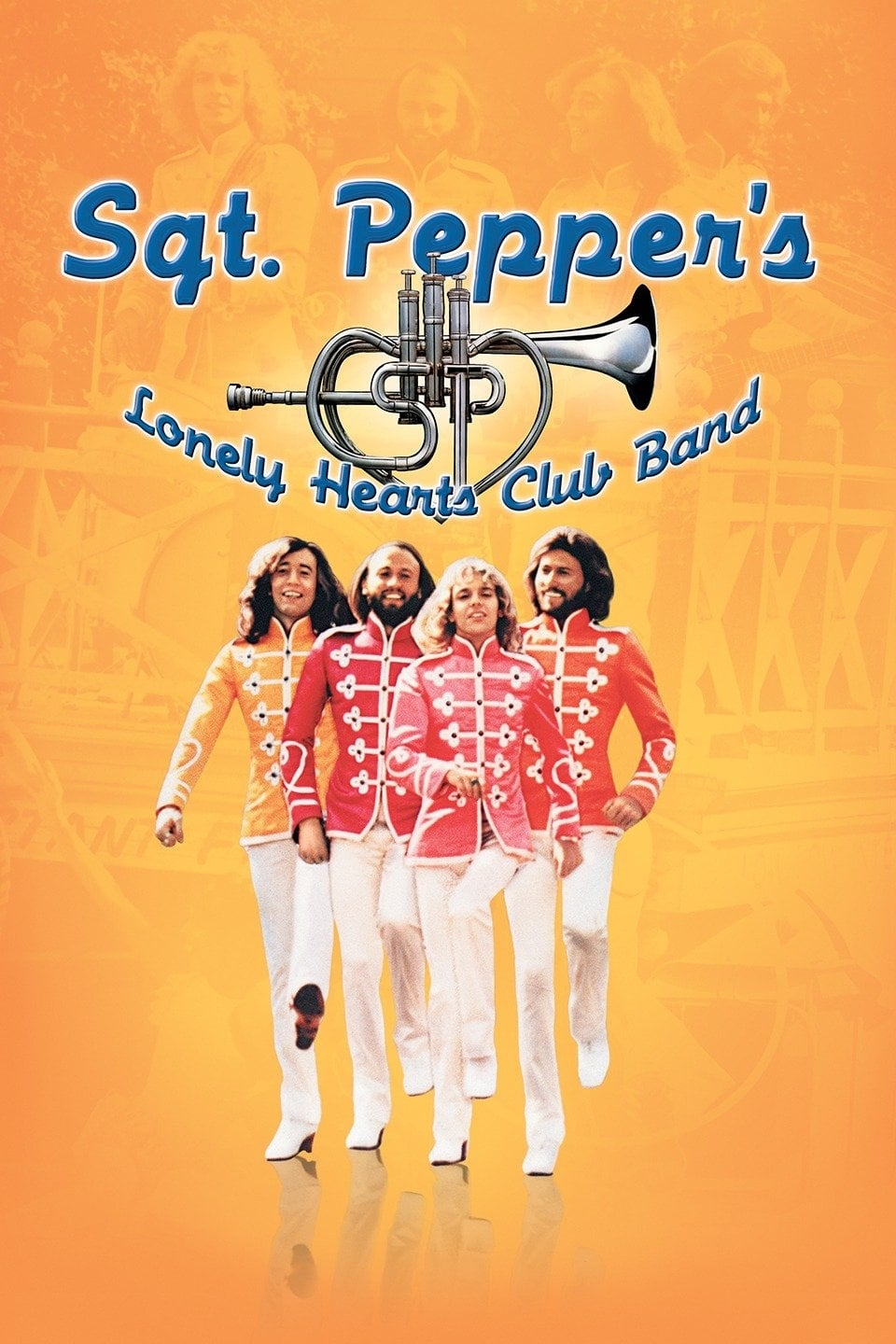 "Plakat von ""Sgt. Pepper's Lonely Hearts Club Band"""