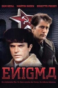 """Plakat von """"Enigma"""""""
