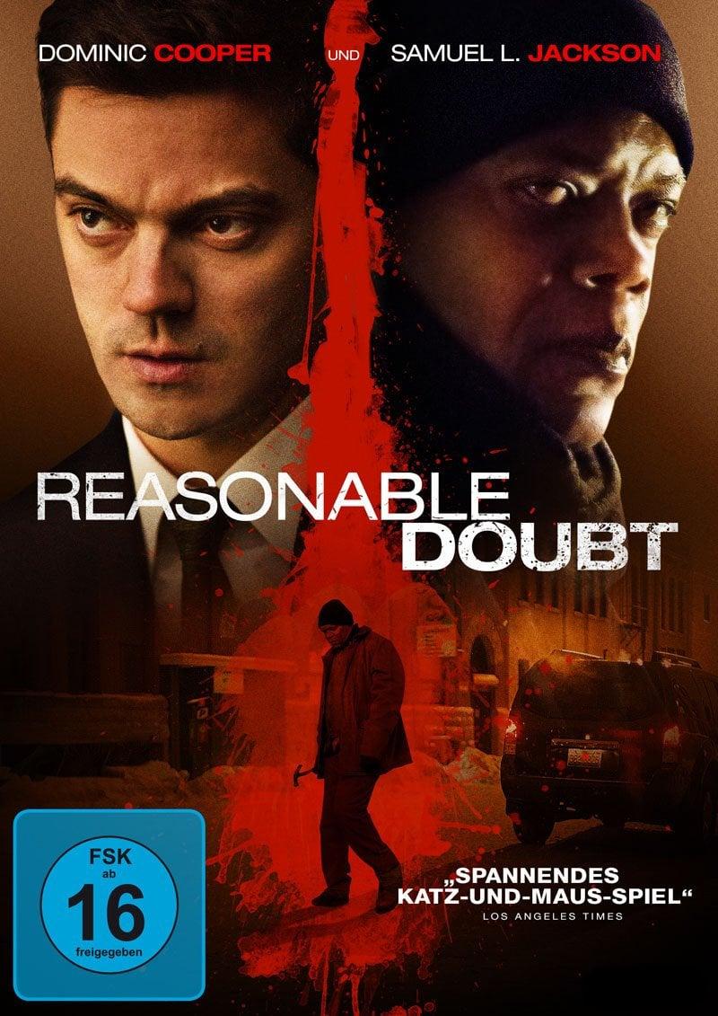 """Plakat von """"Reasonable Doubt"""""""