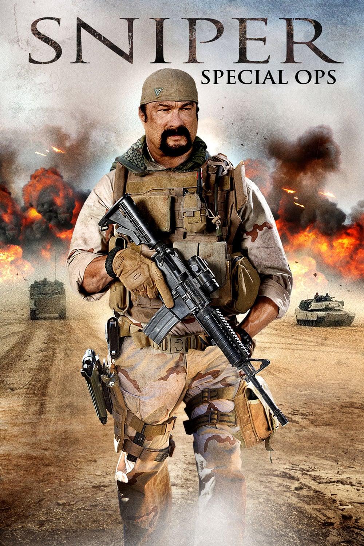 """Plakat von """"Sniper: Special Ops"""""""