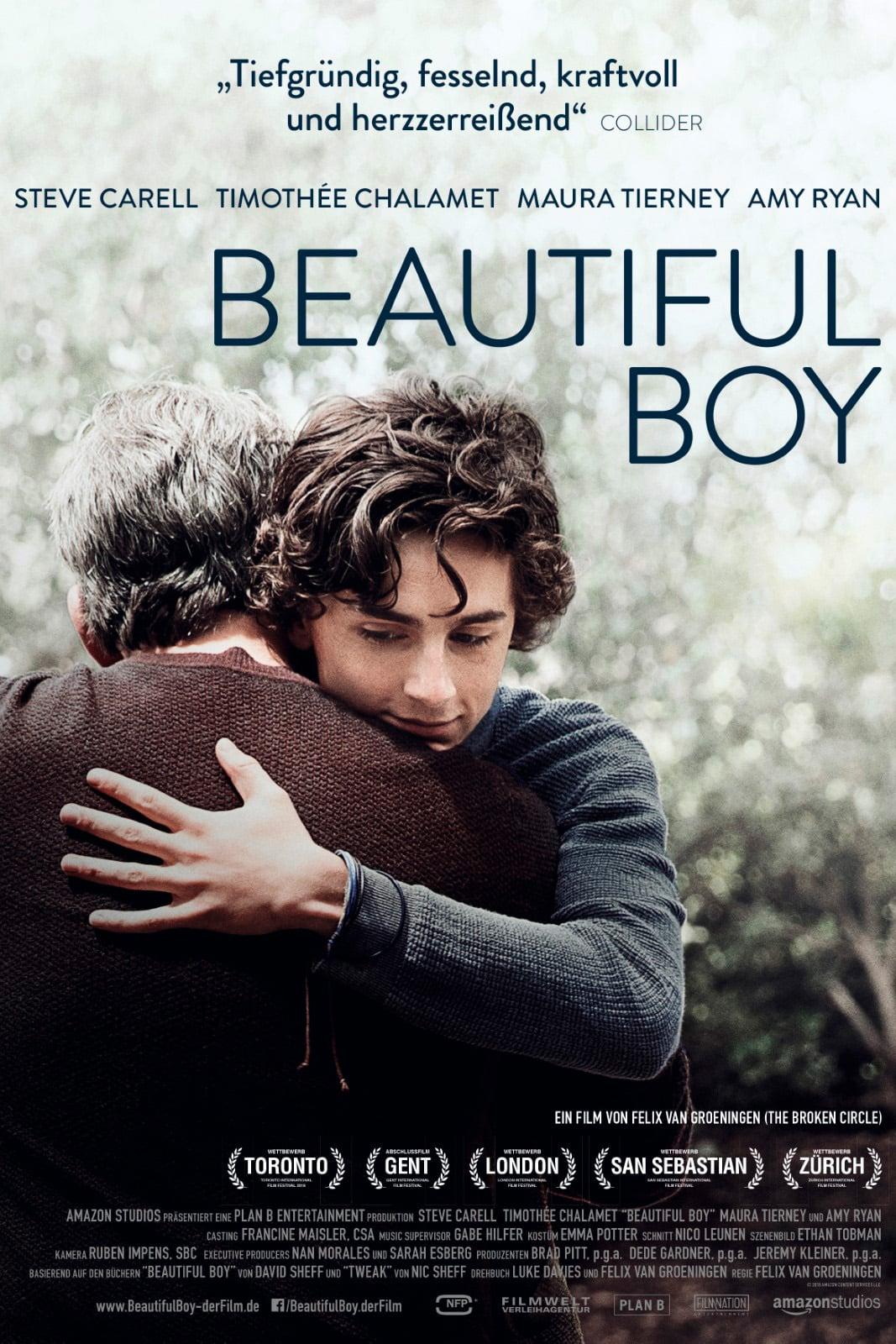 """Plakat von """"Beautiful Boy"""""""