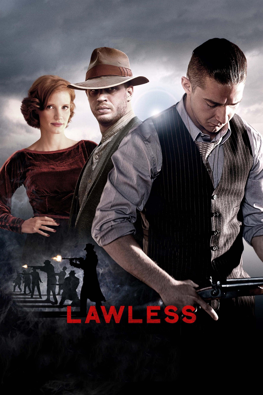 """Plakat von """"Lawless - Die Gesetzlosen"""""""