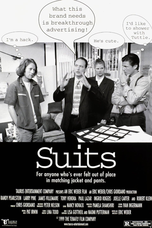 """Plakat von """"Suits"""""""