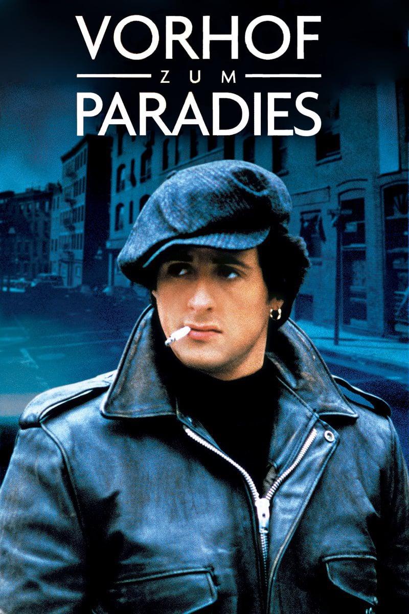 """Plakat von """"Vorhof zum Paradies"""""""