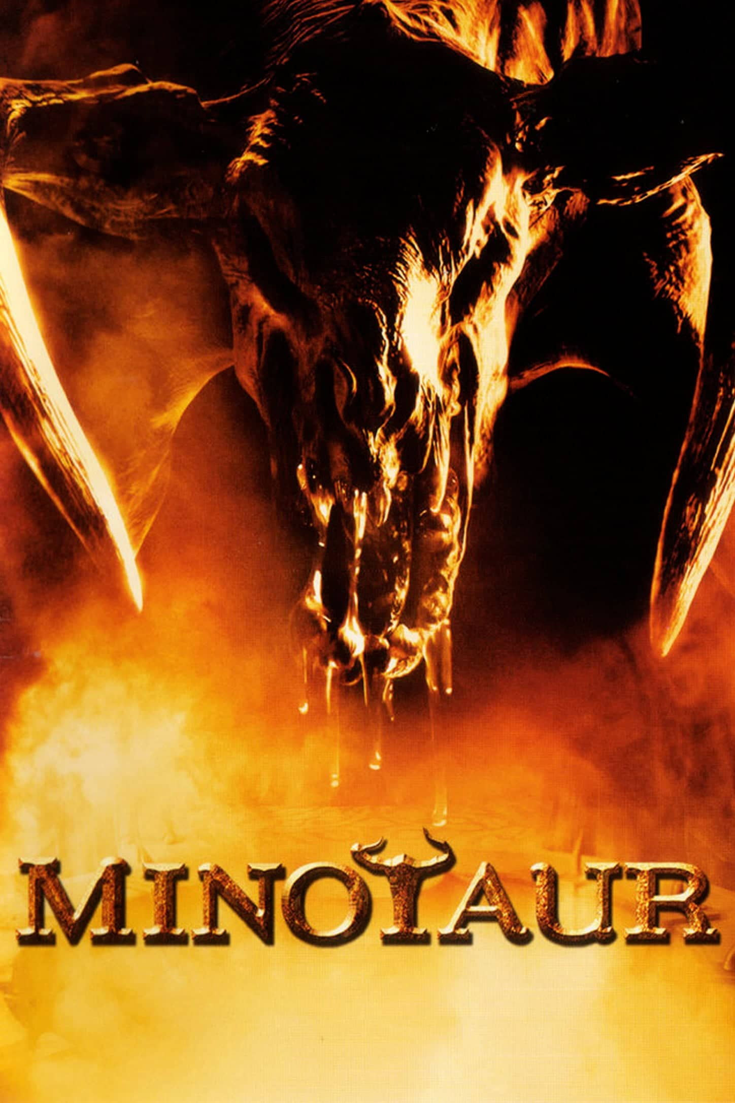"Plakat von ""Minotaurus"""