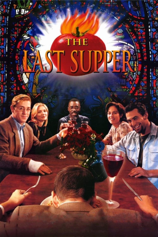 """Plakat von """"Last Supper - Die Henkersmahlzeit"""""""