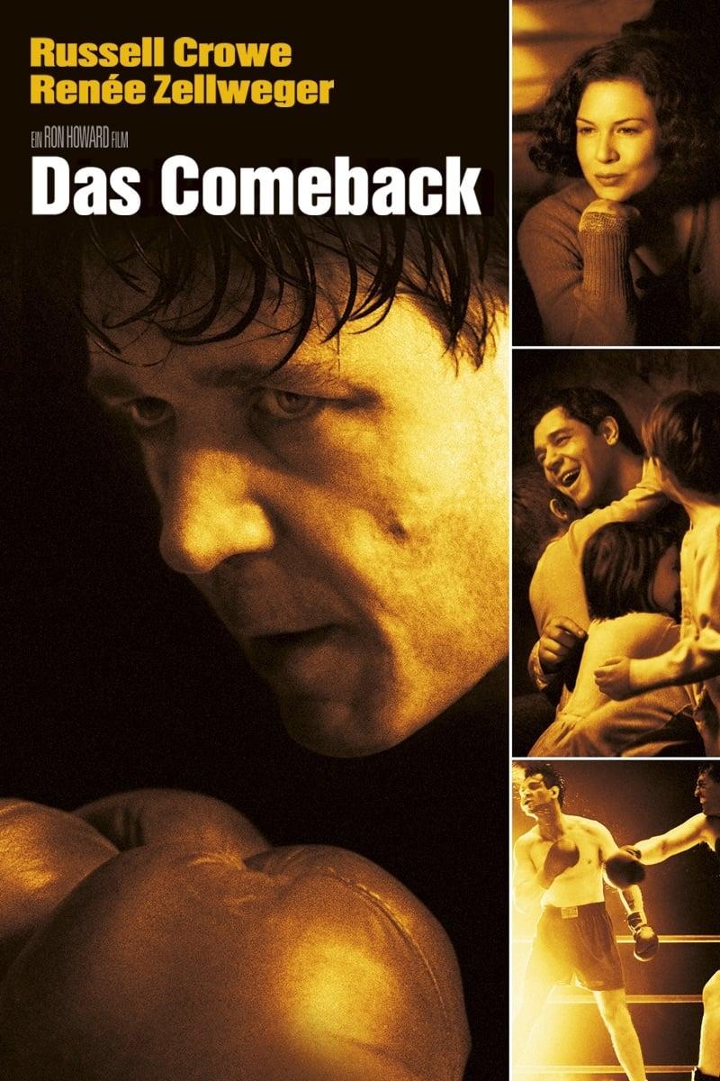 """Plakat von """"Das Comeback"""""""