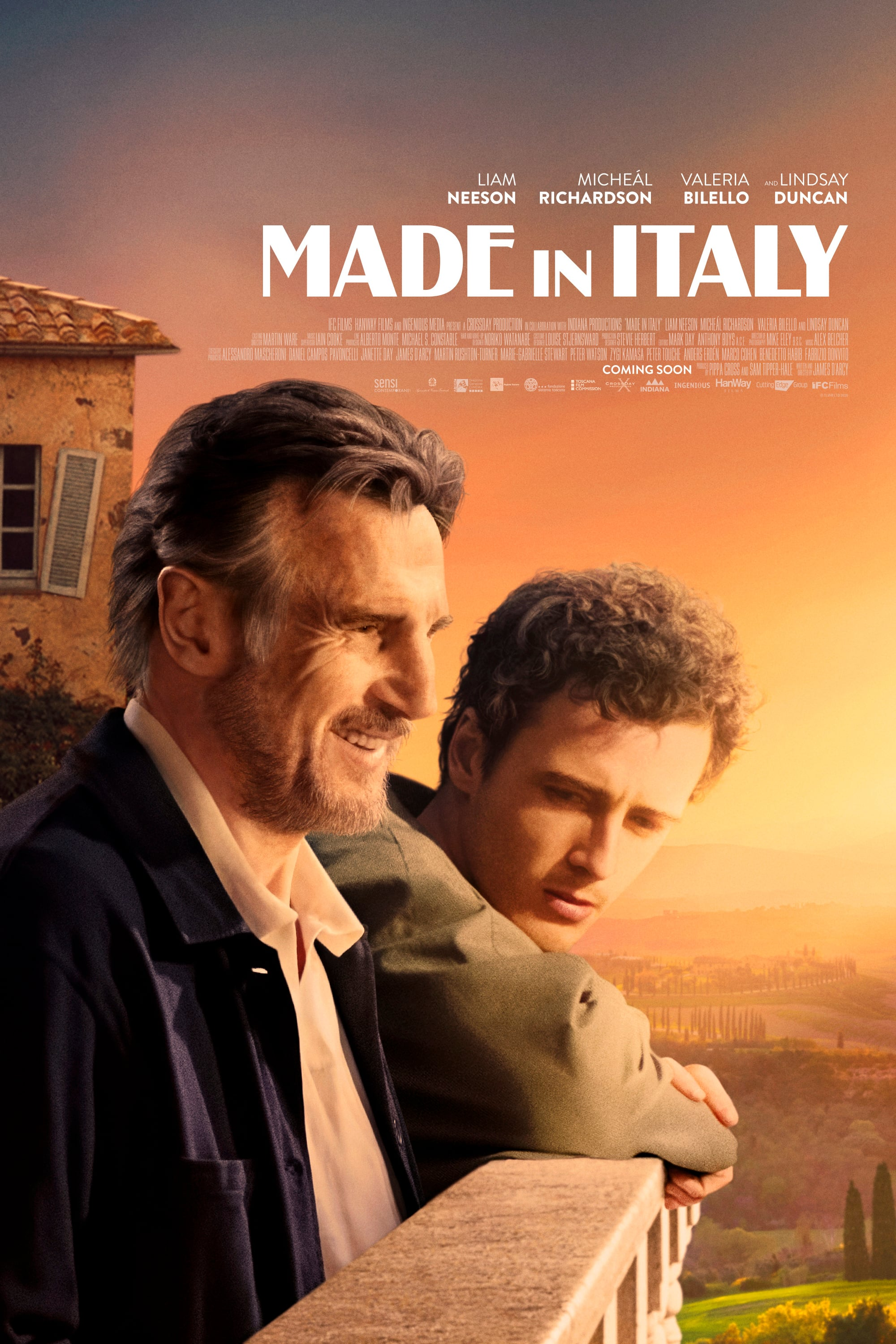 "Plakat von ""Made in Italy"""