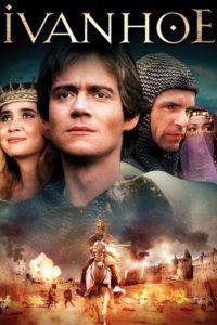 """Plakat von """"Ivanhoe"""""""