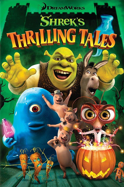 """Plakat von """"Shrek Halloween Spezial - Er-Shrek dich nicht"""""""