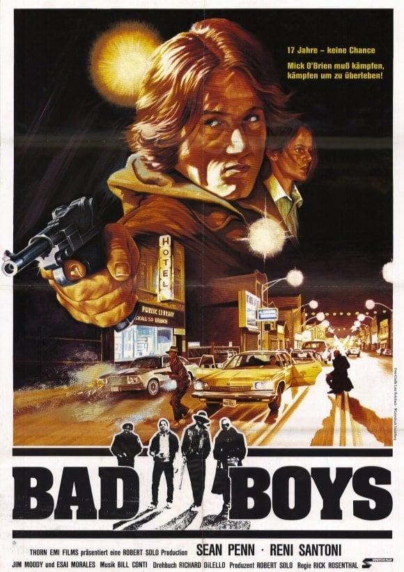 """Plakat von """"Bad Boys - Klein und gefährlich"""""""