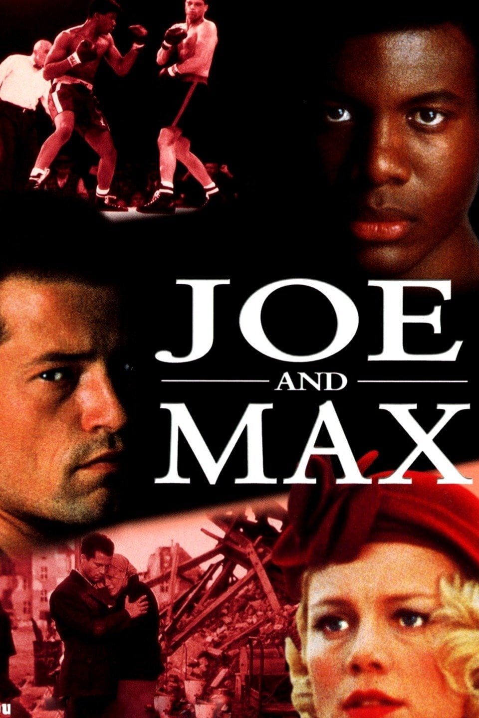 "Plakat von ""Joe and Max - Rivalen im Ring"""