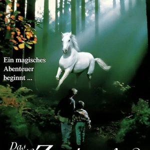"""Plakat von """"Das weiße Zauberpferd"""""""