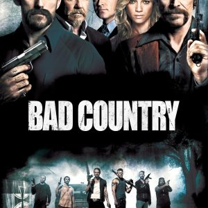 "Plakat von ""Bad Country"""