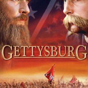 """Plakat von """"Gettysburg"""""""