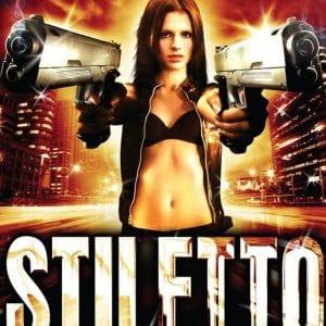 """Plakat von """"Stiletto"""""""