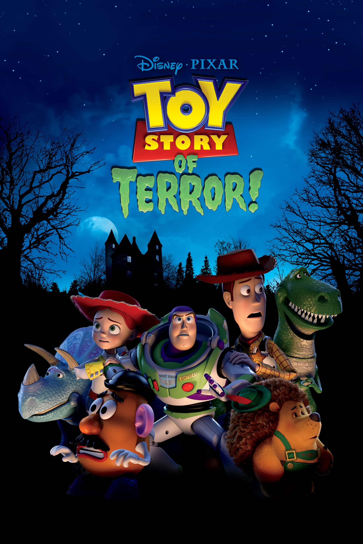 """Plakat von """"Toy Story of Terror!"""""""