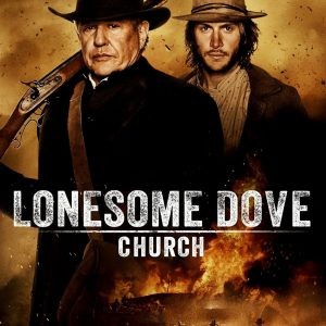 "Plakat von ""Lonesome Dove Church"""