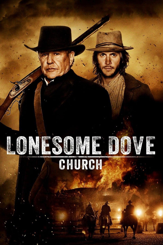 """Plakat von """"Lonesome Dove Church"""""""