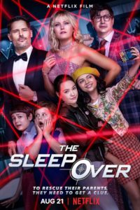 "Plakat von ""The Sleepover"""