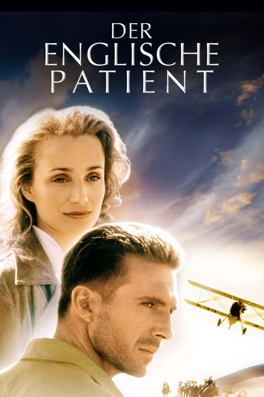 """Plakat von """"Der englische Patient"""""""