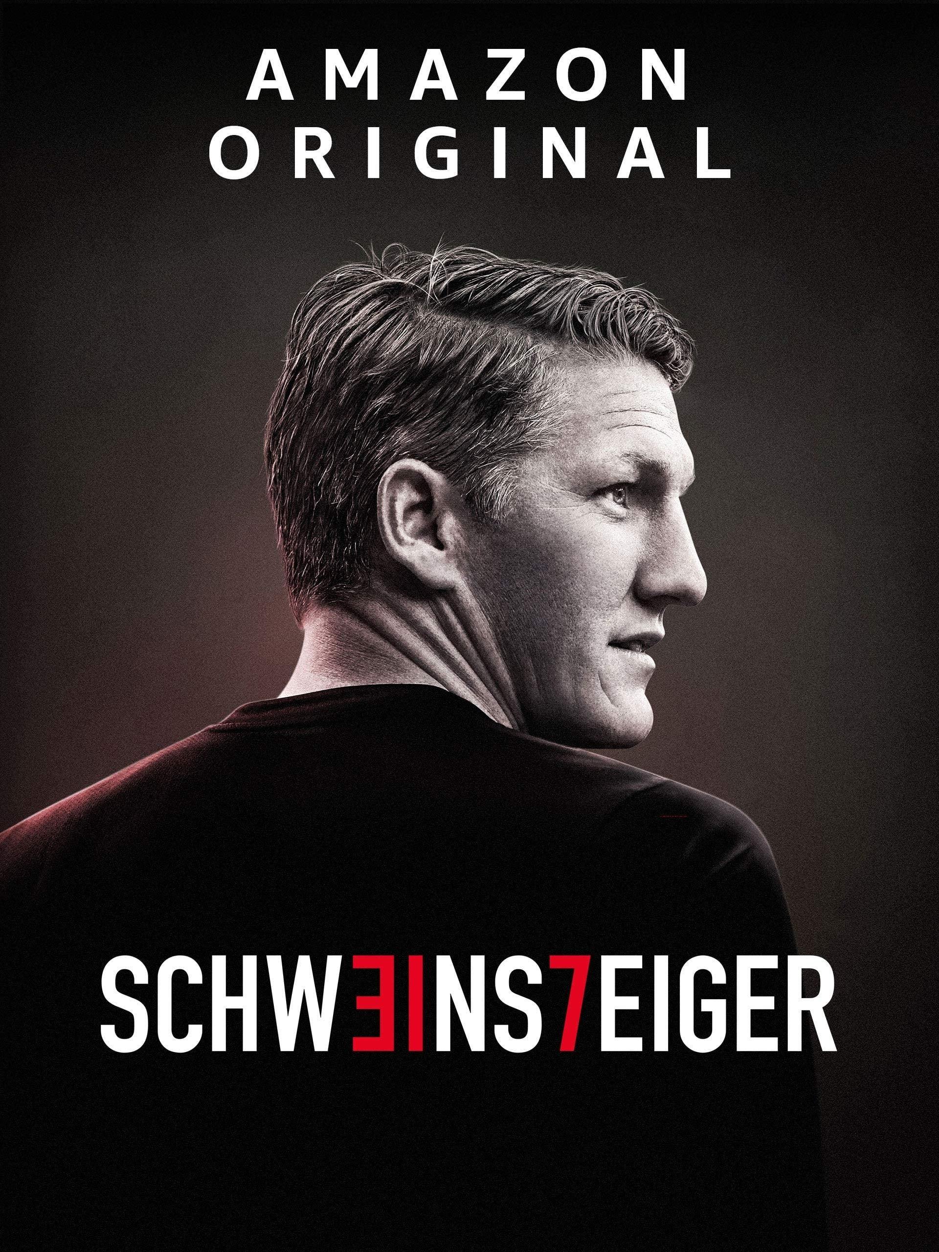 """Plakat von """"Schweinsteiger Memories: Von Anfang bis Legende"""""""