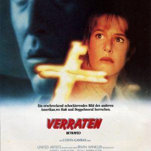 """Plakat von """"Verraten"""""""
