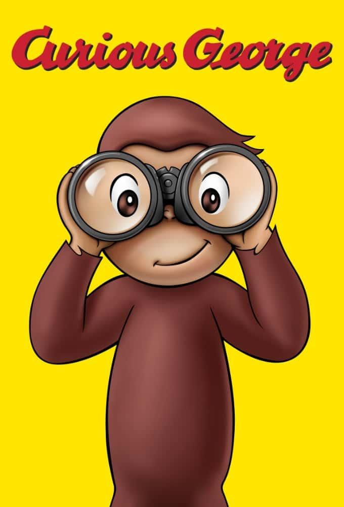 """Plakat von """"Curious George"""""""