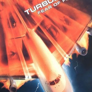 "Plakat von ""Turbulence 2: Fear of Flying"""