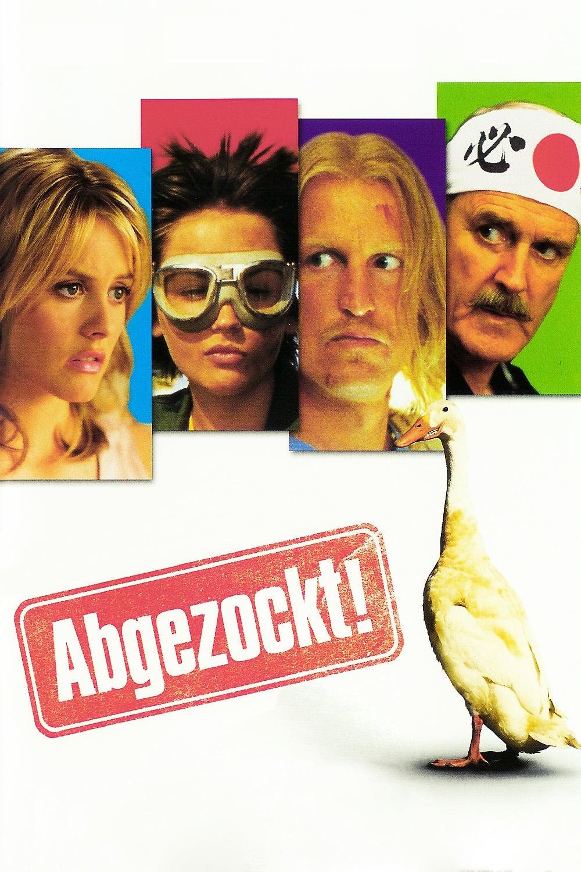 """Plakat von """"Abgezockt"""""""