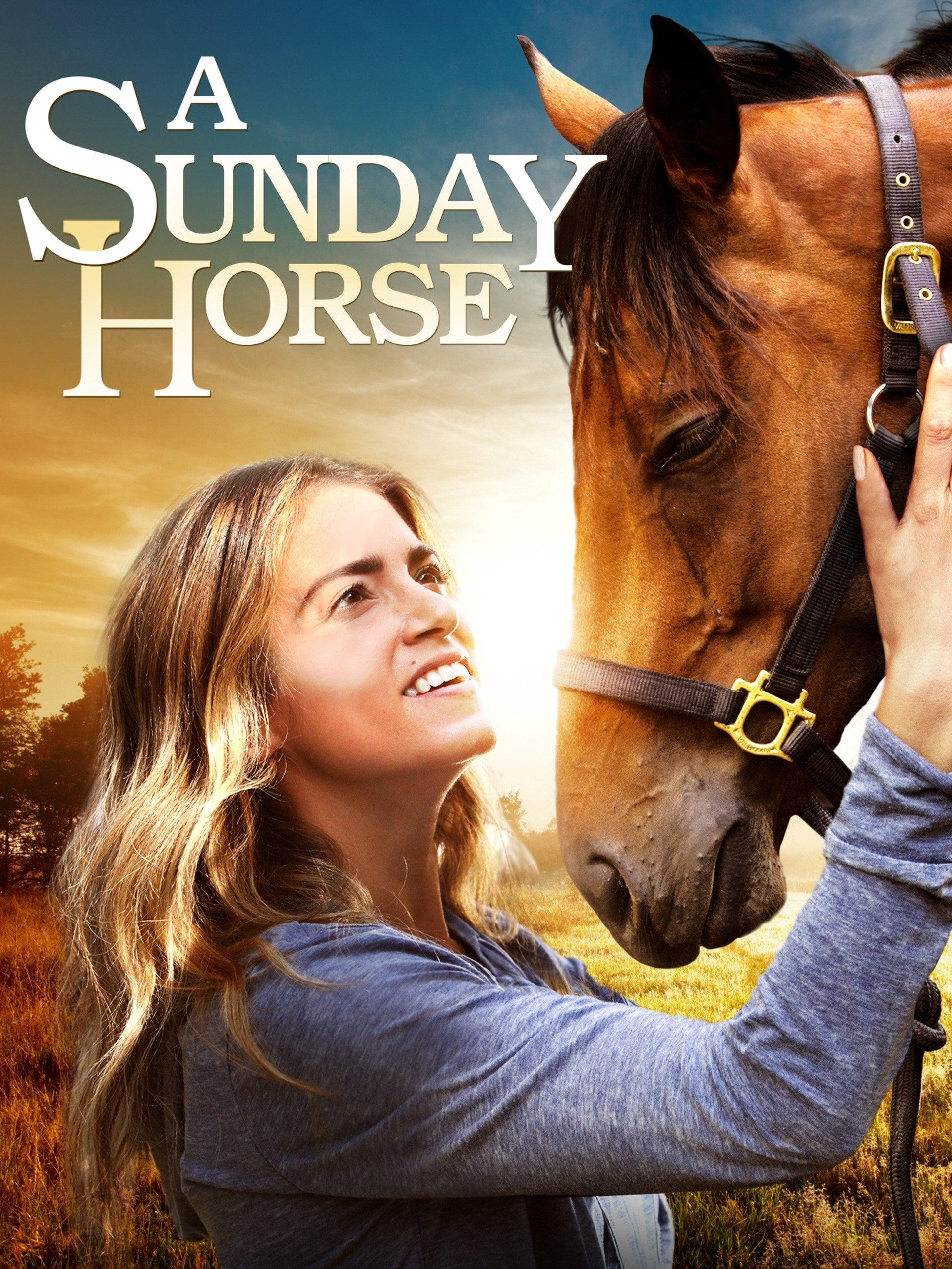 """Plakat von """"Sunday Horse – Ein Bund fürs Leben"""""""