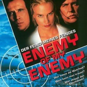 "Plakat von ""Enemy of My Enemy - Der Feind meines Feindes"""