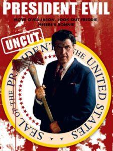 Plakat von President Evil