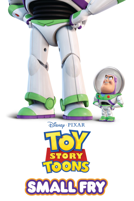 """Plakat von """"Toy Story Toons - Kleine Portion"""""""
