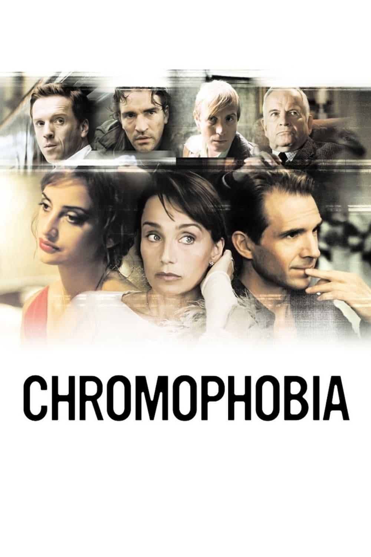 """Plakat von """"Chromophobia"""""""