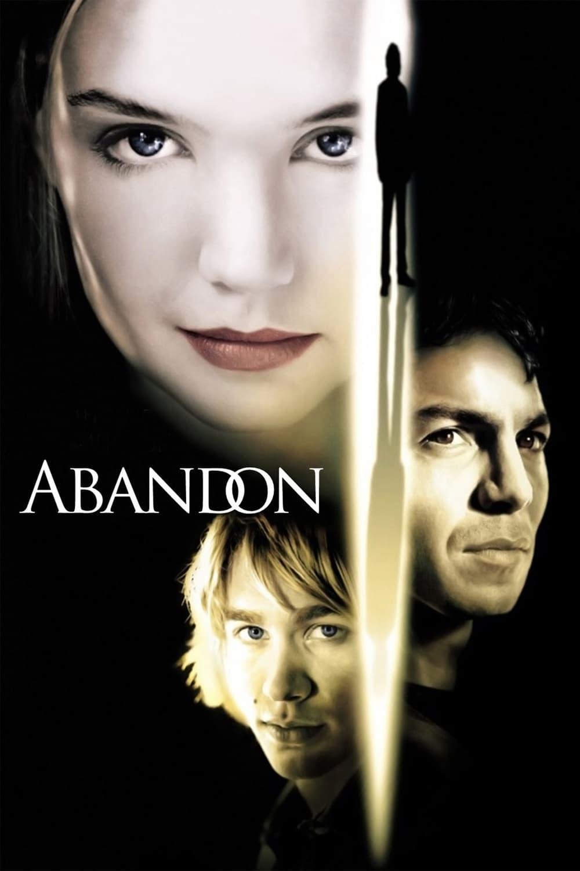 """Plakat von """"Abandon - Ein mörderisches Spiel"""""""