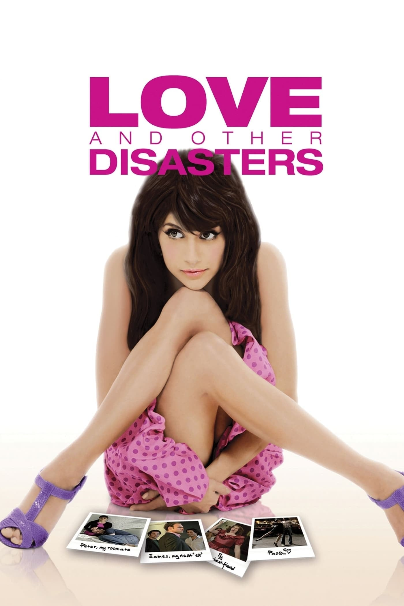 """Plakat von """"Love and Other Disasters"""""""